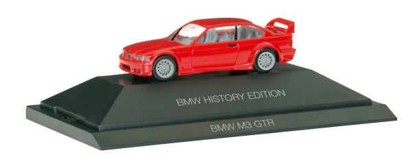 "Herpa 102056 - BMW M3 GTR ""BMW History Edition"" - 1:87"