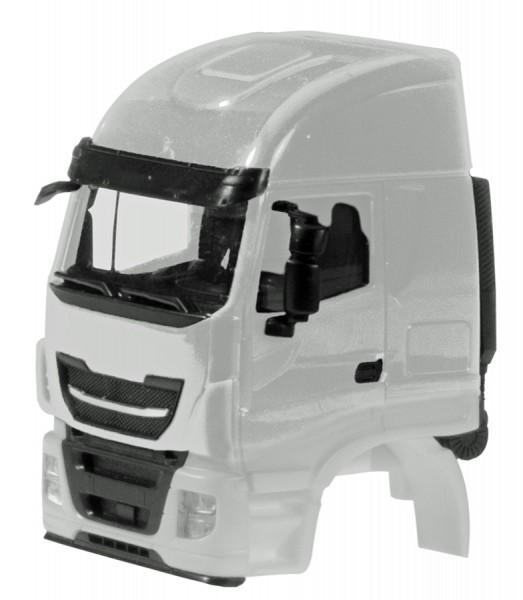 Herpa 085052 - Teileservice: Fahrerhaus Iveco Stralis ohne Windleitblech und Chassisverkleidung - 1: