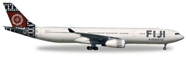 "Herpa Wings 531061 - Fiji Airways Airbus A330-300 - DQ-FJW ""Island of Rotuma"" - 1:500"