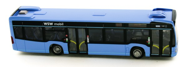 Rietze 69478 - Mercedes-Benz Citaro 12 WSW Wuppertal - 1:87