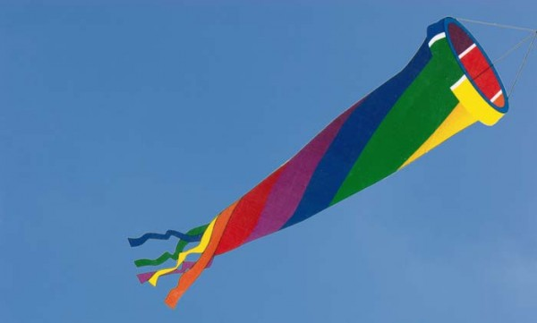 Elliot Windspiel Turbine rainbow - 110 cm