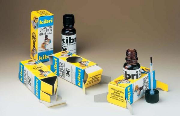 Kibri 39996 (9996) - Plastikkleber flüssig 80g