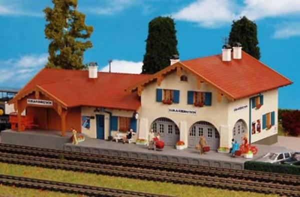 Kibri 39388 (9388) - Bahnhof Grasbrunn - H0