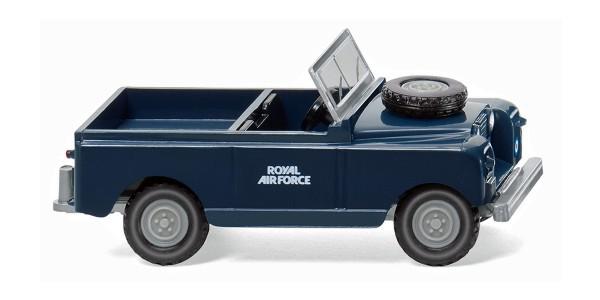 "Wiking 010004 - Land Rover ""Royal Air Force"" - 1:87"