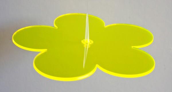 Lichtzauber Sonnenfänger - Blume klein, Ø 12 cm, gelb (Elliot 1019084)