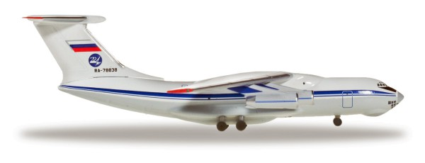Herpa Wings 532631 - 224 Flight Unit State Airlines Ilyushin IL-76 - RA-78838 - 1:500