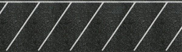 Vollmer 46015 - Parkplatzfolie, diagonal - H0 (800cm²; 1m²=77,38EUR)