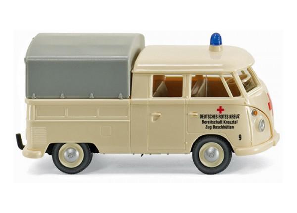Wiking 086503 - DRK - VW T1 Doppelkabine - 1:87