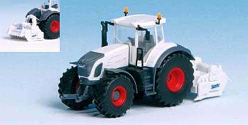 Kibri 12274 - FENDT 936 mit Stehr-Bodenstabilisierungsfräse - H0