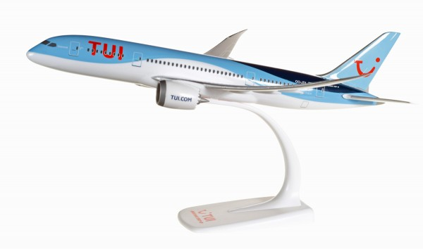 Herpa Wings 611466 - TUI Airlines Boeing 787-8 Dreamliner Belgium (Jetairfly) - 1:200 - Snap-Fit