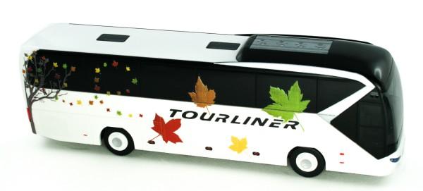 Rietze 73802 - Neoplan Tourliner 2016 Vorführdesign - 1:87