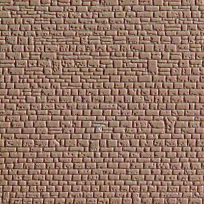 Kibri 37960 (7960) - Mauerplatte mit Abdecksteinen - Fläche: 240cm² - N