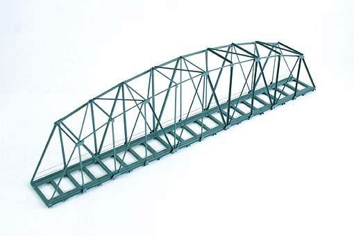 Vollmer 2560 - Bogenbrücke - Metall-Fertigmodell - H0