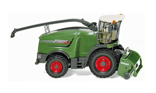 Wiking 038960 - Fendt Katana 65 mit Gras pick-up - 1:87