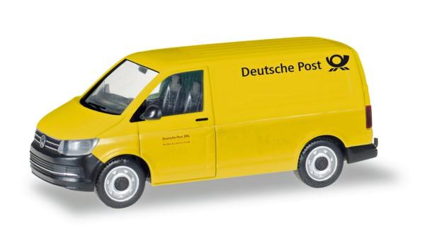 "Herpa 093026 - VW T6 Kasten ""Deutsche Post"" - 1:87"
