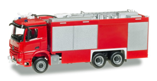 Herpa 013055 - Herpa MiniKit: Mercedes-Benz Arocs M Empl ULF, unbedruckt - 1:87