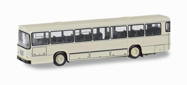 Herpa 308472 - MAN Büssing SÜ 210 Bus, elfenbein - 1:87