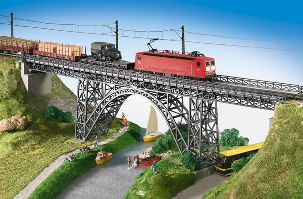 Kibri 39704 (9704) - Müngstertal-Brücke - H0