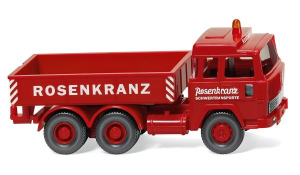 """Wiking 050901 - Schwerlastzugmaschine (Magirus) """"Rosenkranz"""" - 1:87"""