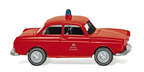 Wiking 086145 - Feuerwehr - VW 1600 Limousine - 1:87