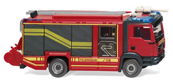 Wiking 061245 - Feuerwehr - AT LF (MAN TGM Euro 6/Rosenbauer) - 1:87