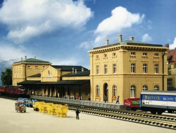 Kibri 37706 (7706) - Bahnhof Osterburken - N