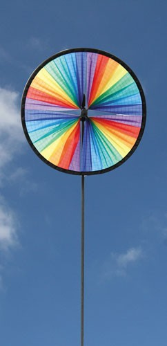 Invento-HQ Windspiel Magic Wheel (ø 20 x 60 cm)