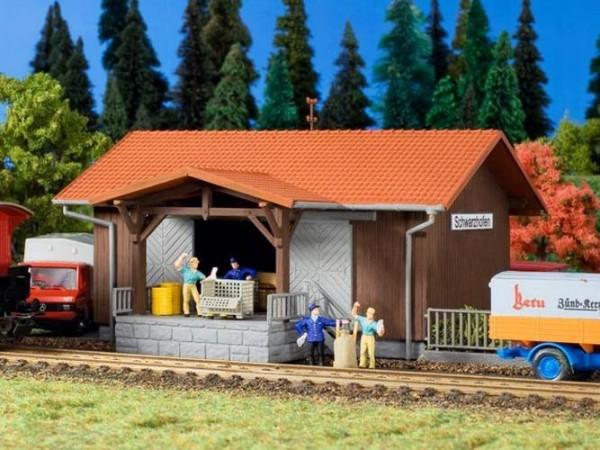 Vollmer 3519 - Bahnstation Schwarzhofen - H0 - Auslaufmodell