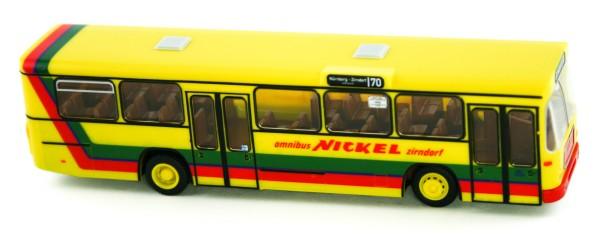 Rietze 72311 - MAN SL 200 Omnibus Nickel Zirndorf - 1:87 - Collectors Edition