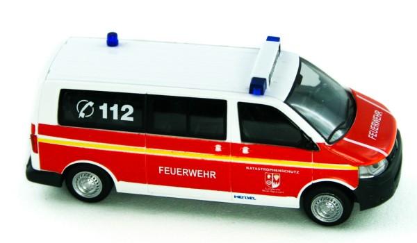 Rietze 53607 - VW T5 GP LR Bus Katastrophenschutz Main-Spessart - 1:87