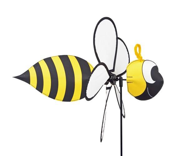 Invento-HQ Windspiel Spin Critter Bee / Biene (32 x 65 cm)