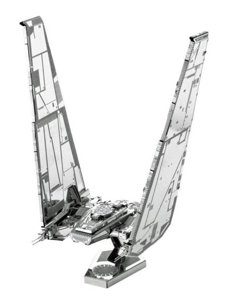 Metal Earth: STAR WARS: Das Erwachen der Macht™ - Kylo Rens Shuttle