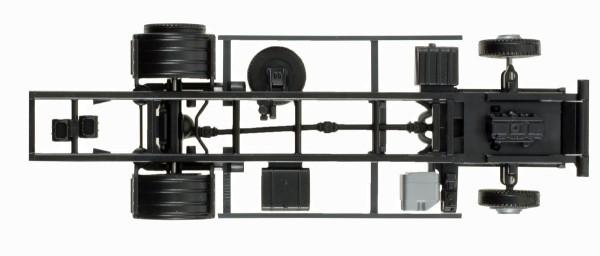 Herpa 084482 - Fahrgestell MAN TGL LKW 7,5 t für Ladebordwand Inhalt: 2 Stück - 1:87