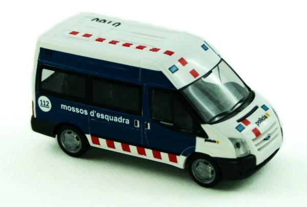 Rietze 50733 - Ford Transit 2000 Mossos d'esquadra - 1:87