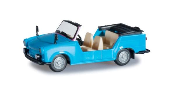 Herpa 024808-002 - Trabant Kübel, himmelblau - 1:87