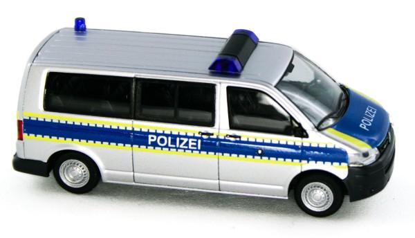 Rietze 53636 - Volkswagen T5 ´10 Bayerische Landespolizei - 1:87