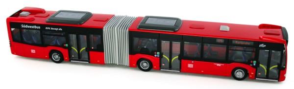 Rietze 69572 - Mercedes-Benz Citaro G´12 Südwestbus - 1:87 - Bahn Edition Nr. 72