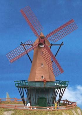 Kibri 39150 (9150) - Windmühle Auf Fehmarn - H0