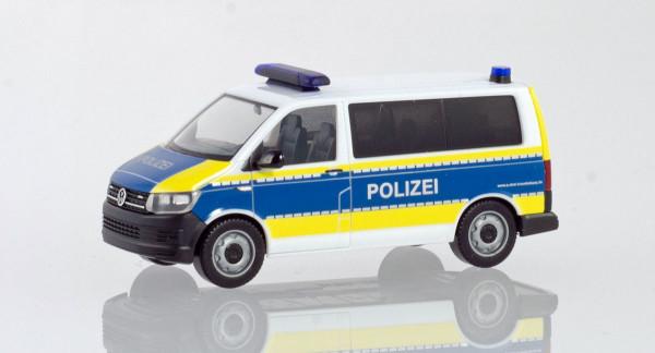 """Herpa 094672 - VW T6 Bus """"Polizei Brandenburg"""" - 1:87"""