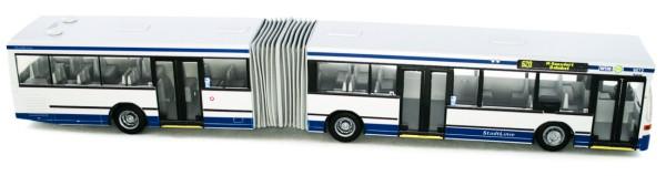 Rietze 76407 - Mercedes-Benz O 405 GN2 WSW mobil Wuppertal - 1:87