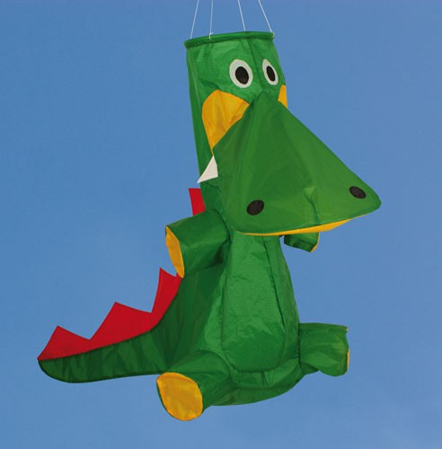 Colours in Motion - Windspiel Drachen Siggi - 65 cm x 90 cm x 30 cm