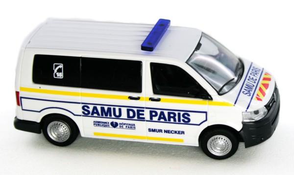 Rietze 53430 - Volkswagen T5 GP Samu de Paris (FR) - 1:87