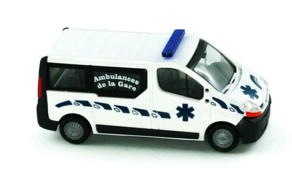 Rietze 51388 - Renault Trafic Bus Ambulance (FR) - 1:87