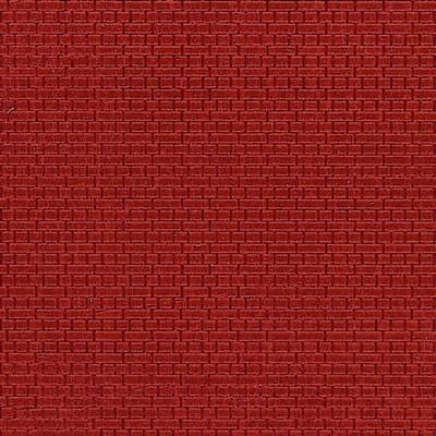 Kibri 34147 (4147) - Mauerplatte Backstein-Kreuzverbund-Platte - Fläche: 240cm² - H0