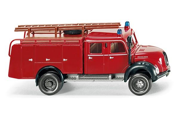 Wiking 086338 - Feuerwehr - TLF 16 (Magirus) - 1:87