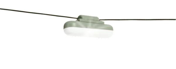 Viessmann 63662 - Hängelampe mit Seilaufhängung, mit LED - H0