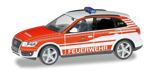 """Herpa 092975 - Audi Q5 Kommandowagen """"Feuerwehr Ransbach-Baumbach"""" - 1:87"""