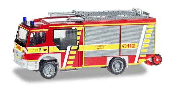 """Herpa 093132 - Mercedes-Benz Atego Ziegler Z-Cab LF 20 """"Feuerwehr Rhede"""" - 1:87"""