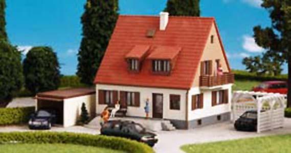 Kibri 38748 (8748) - Einfamilienhaus mit Terrasse - H0