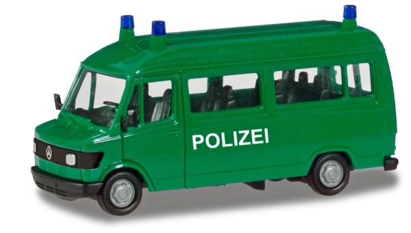 """Herpa Basic 094139 - Mercedes-Benz T1 Bus """"Polizei"""" - 1:87"""